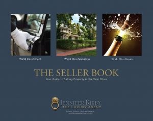 The Seller Book by Jennifer Kirby